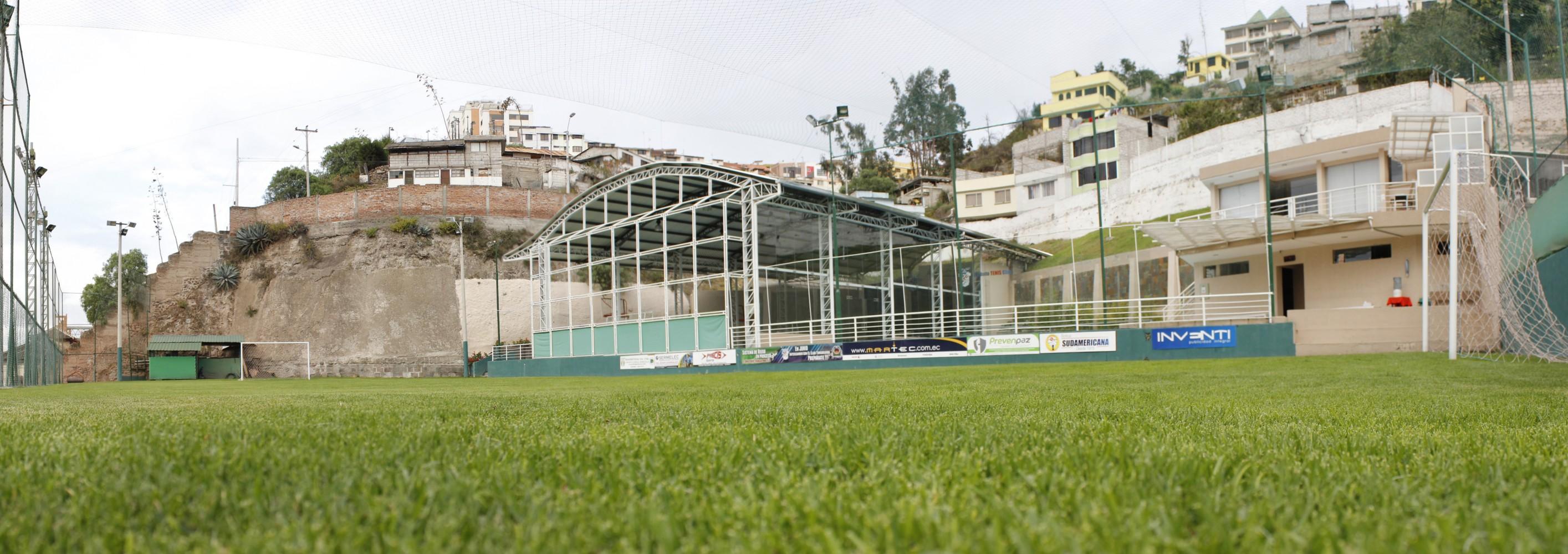 74ca557ec9dca Entrenamientos de Futbol Socios Junior - Ambato Tenis Club
