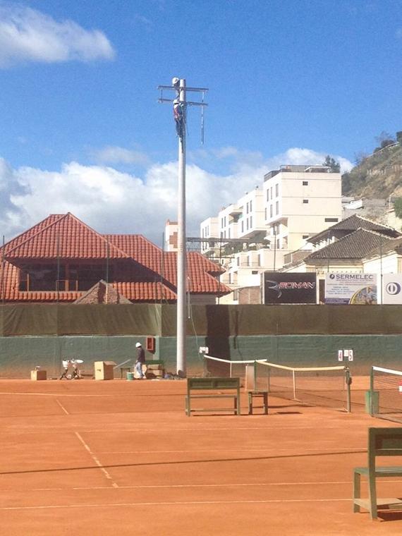 Luminarias tenis 2