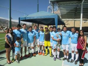 Clausura Campeonato de Fútbol
